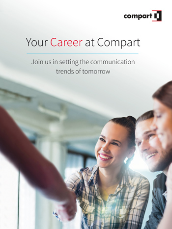 Careers - Compart