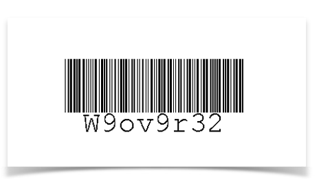 Code 93 Extended Barcode