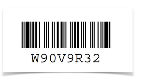 Postal-Barcodes - Compart (global)