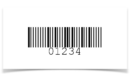 MSI (Modulo 10 check digit) Barcode