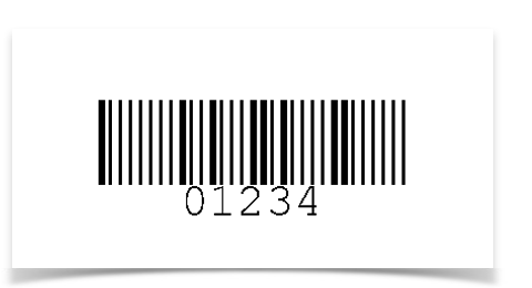 MSI (Modulo 11 check digit) Barcode