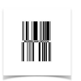 Omnidirect Stacked Barcode