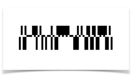 Truncated Stacked Barcode