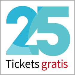 Comparting 25 gratis Tickets Promotion