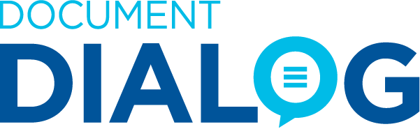 Document Dialog Logo